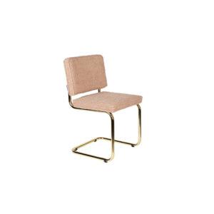 Chair Teddy Pink schuin