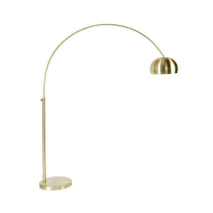 zuiver vloerlamp metal goud 190-205cm